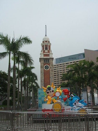 クロックタワー・2008夏