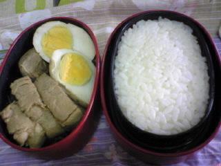 台湾風弁當を作ってみた。