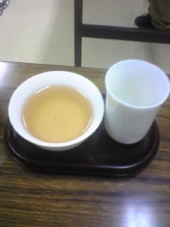 新たなる青プーアル茶、邦威青茶を飲んでみた。