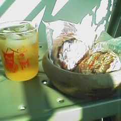 李さんの月餅を食べてみた。